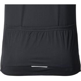 Odlo Breeze Stand-Up Collar SS 1/2 Zip Shirt Men black